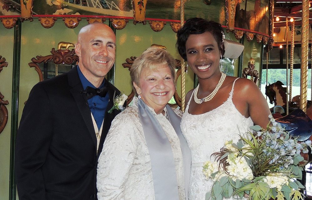 Frankie and Nicki Married at the Carousel at Bear Mountain