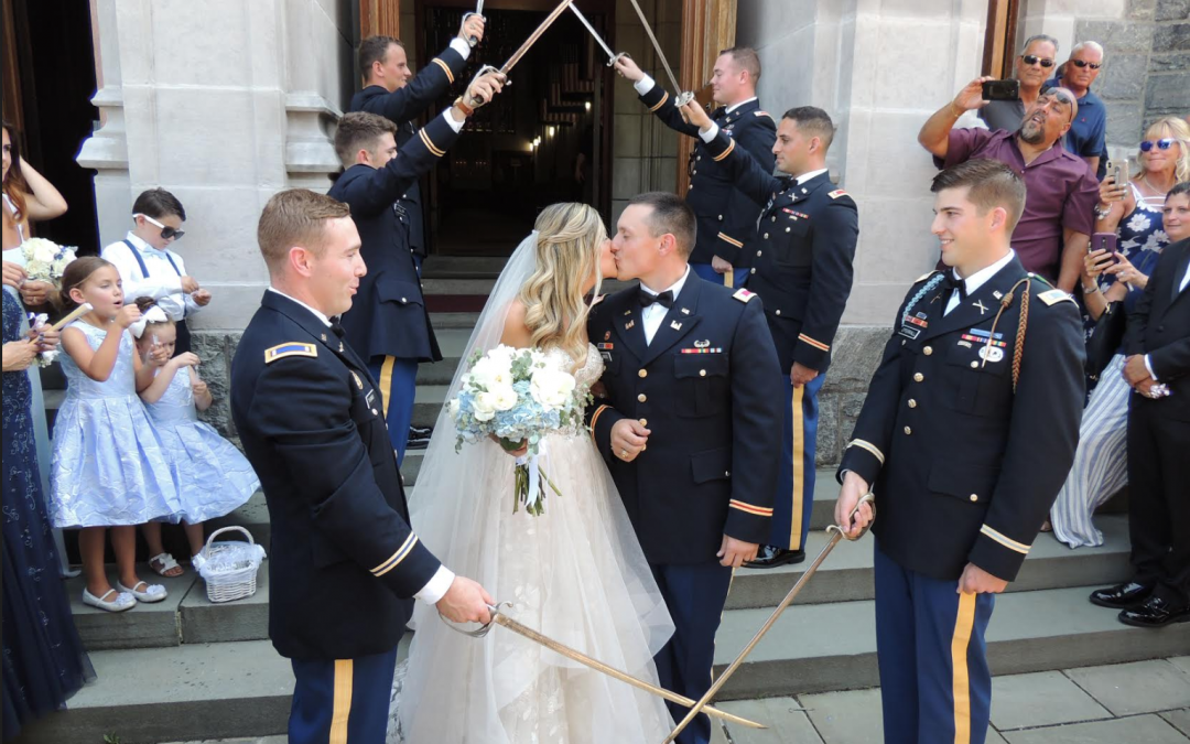 West Point Wedding – July 2019