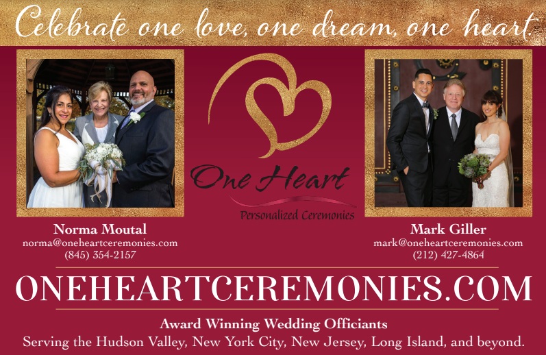 One Heart Ceremonies at Facebook and Instagram!